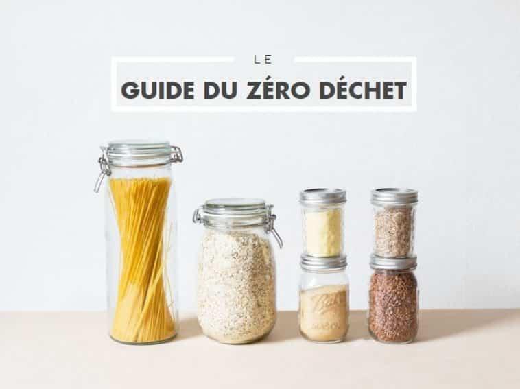 le guide du zéro déchet bocaux