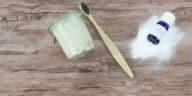 dentifrice naturel recette maison zéro déchet diy