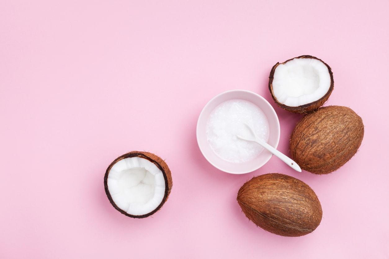 huile de noix de coco zéro déchet