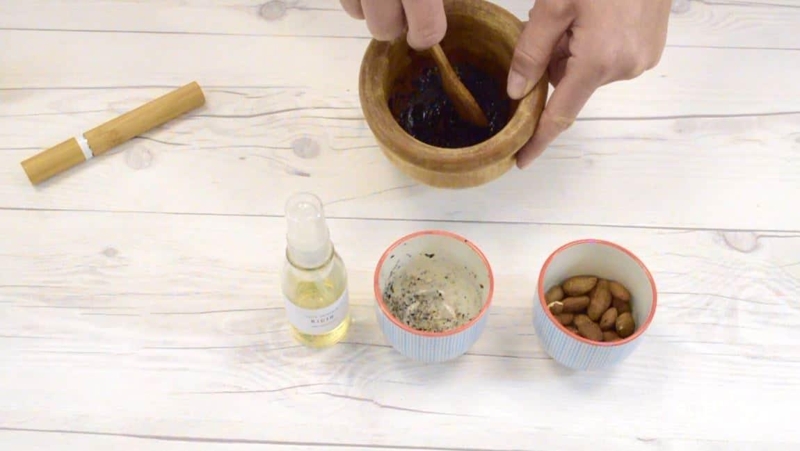 recette DIY maquillage