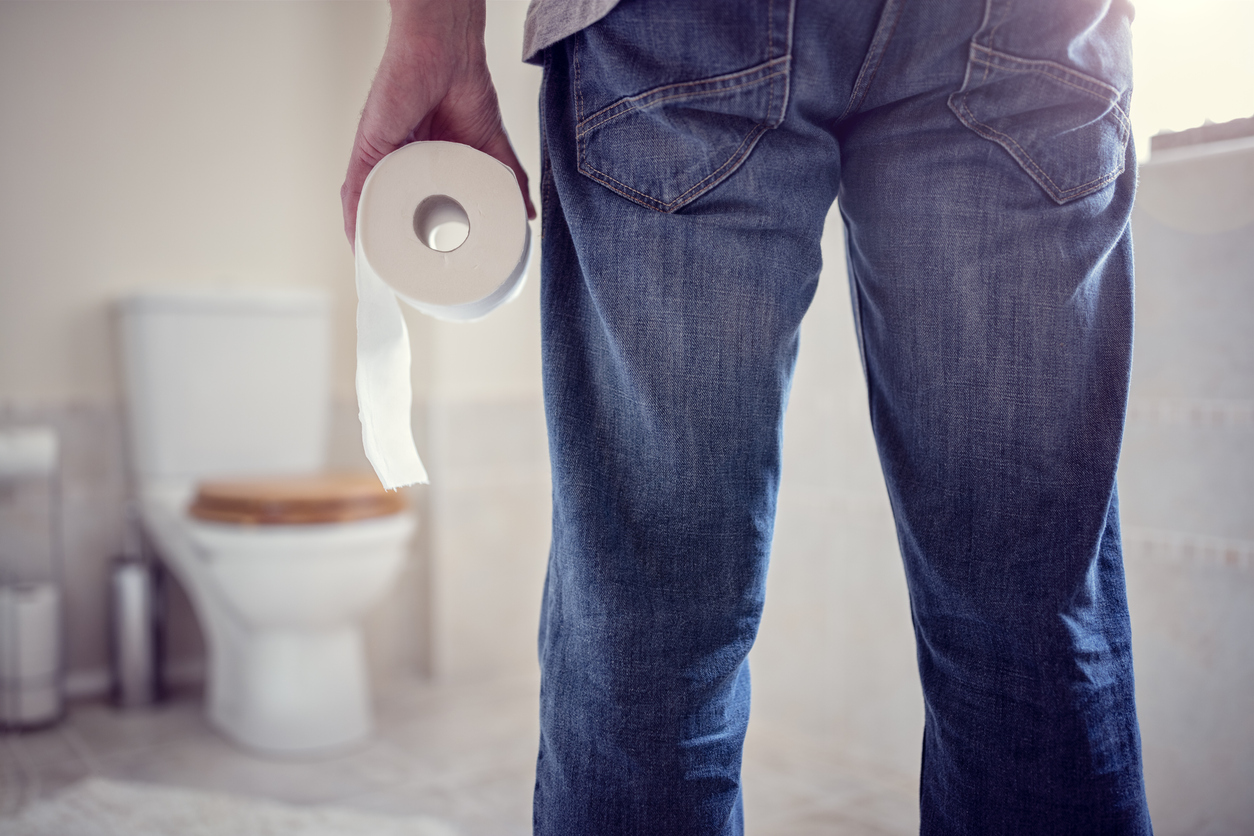 papier toilette zéro déchet WC