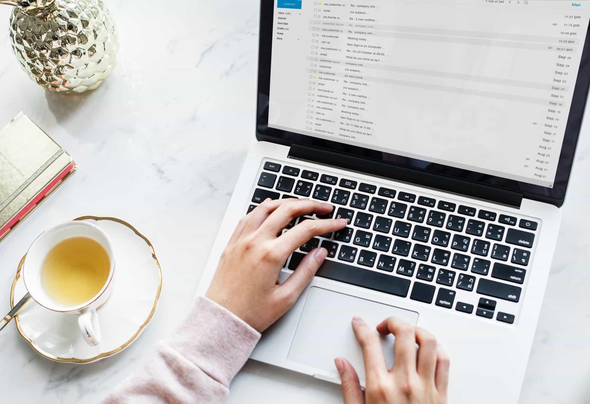 PC ordinateur astuces zéro déchet bureau dématérialiser