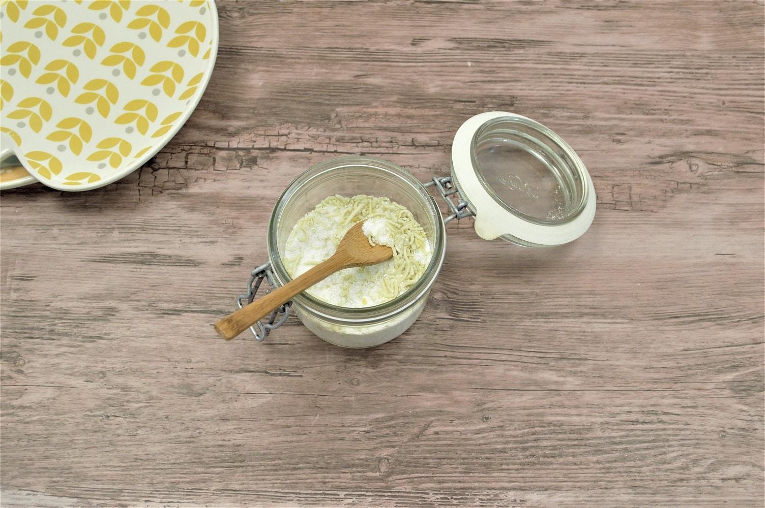 poudre lave vaisselle zéro déchet recette maison