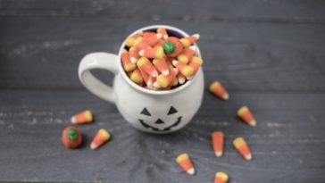 bonbons zéro déchet Halloween