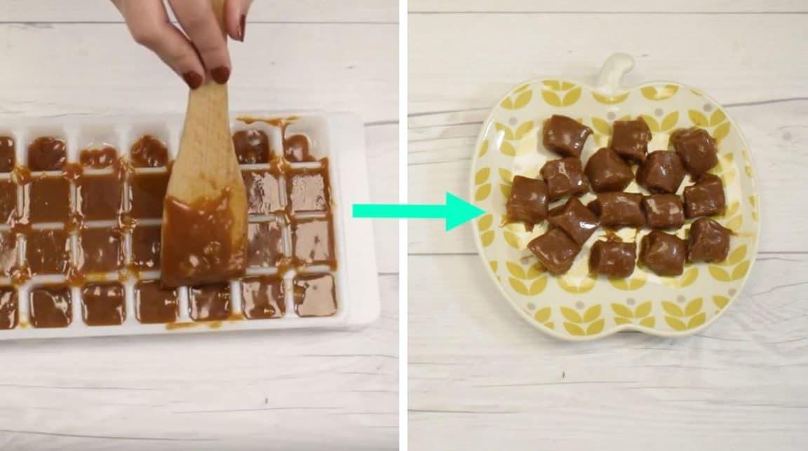 caramels au beurre salé recette zéro déchet bonbons