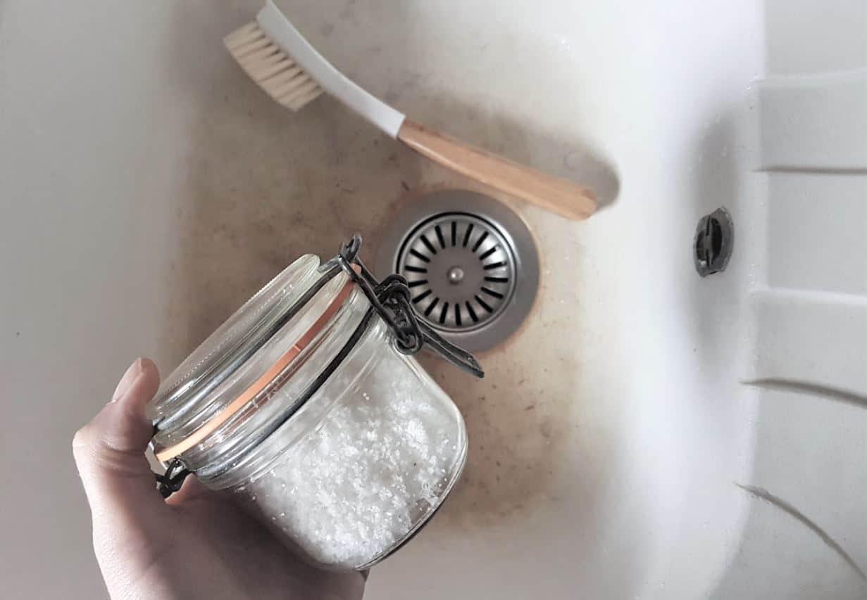 déboucheur de canalisation recette zéro déchet
