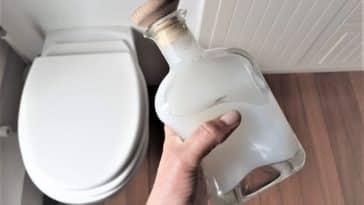 gel wc recette maison zéro déchet