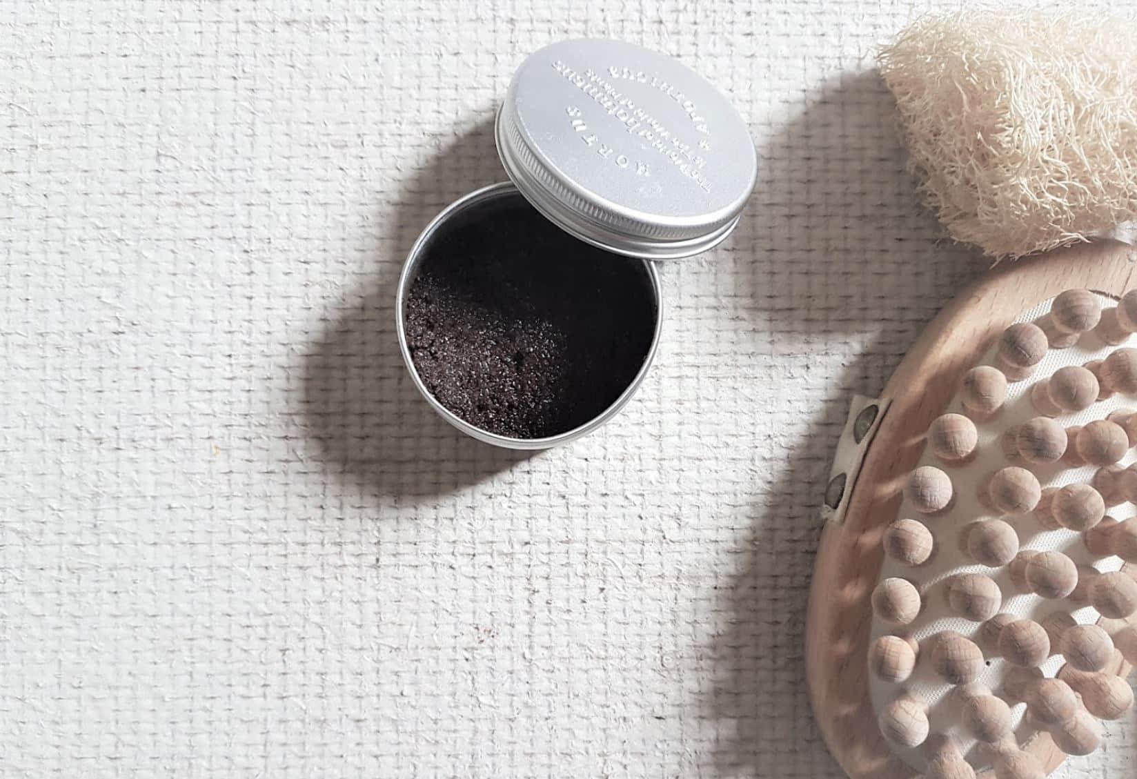 gommage corps recette diy nettoyant visage