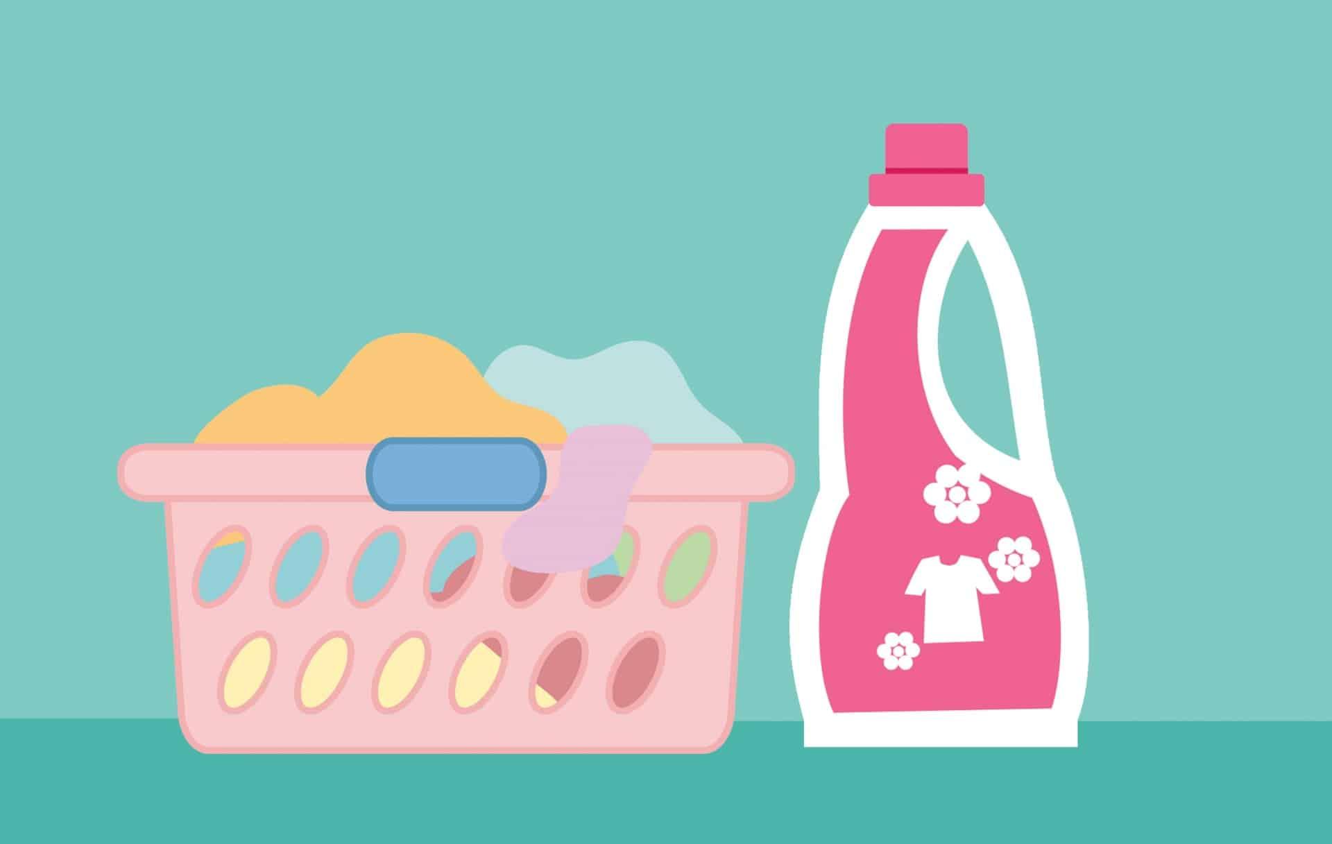 linge lessive machine à laver savon zéro déchet