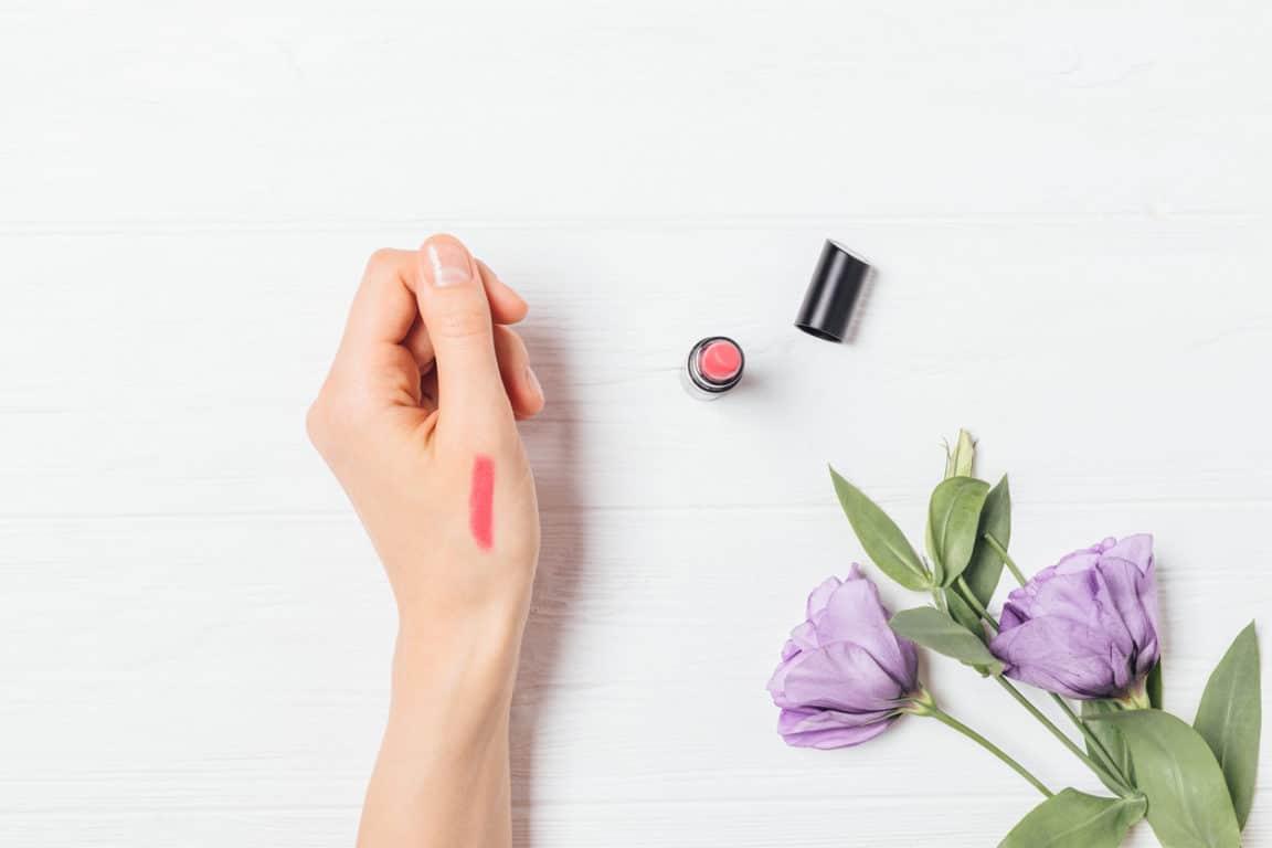 rouge à lèvres maison naturel zéro déchet