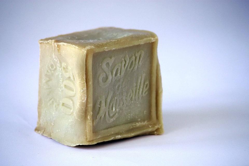 bloc de savon de Marseille