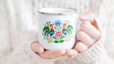 tasse de thé français