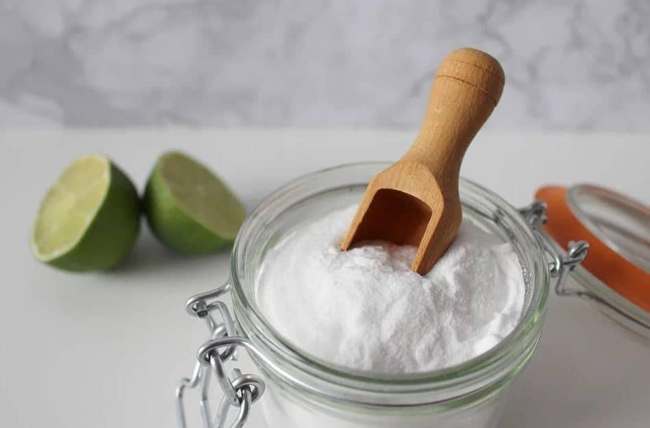 bicarbonate de soude nettoyage bocal zéro déchet
