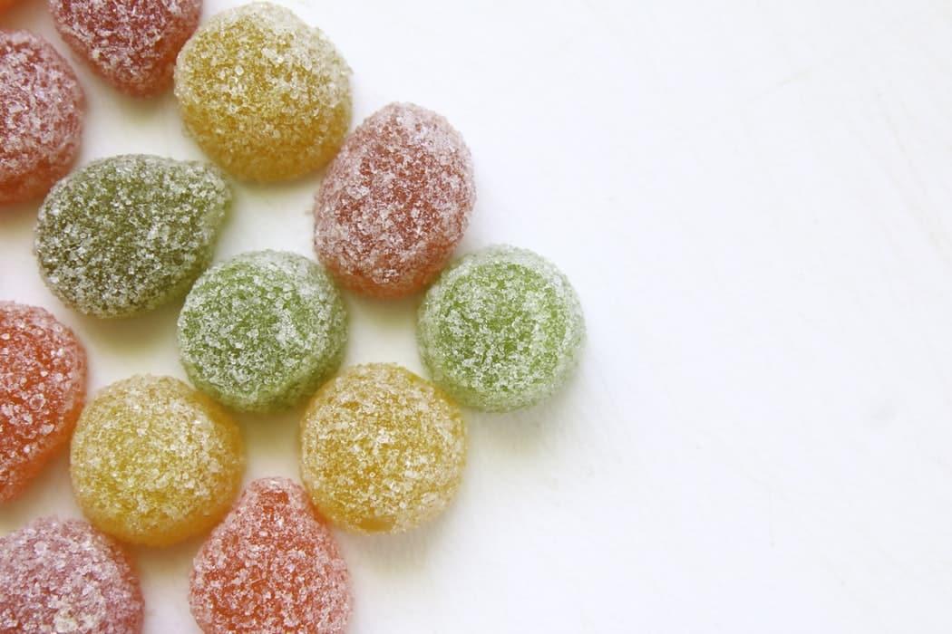 bonbons maison zéro déchet au jus de fruit