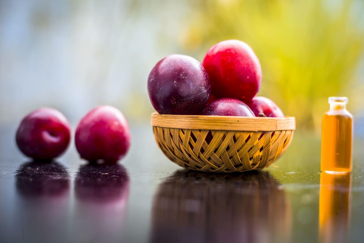 huile de prune huiles végétales françaises zéro déchet