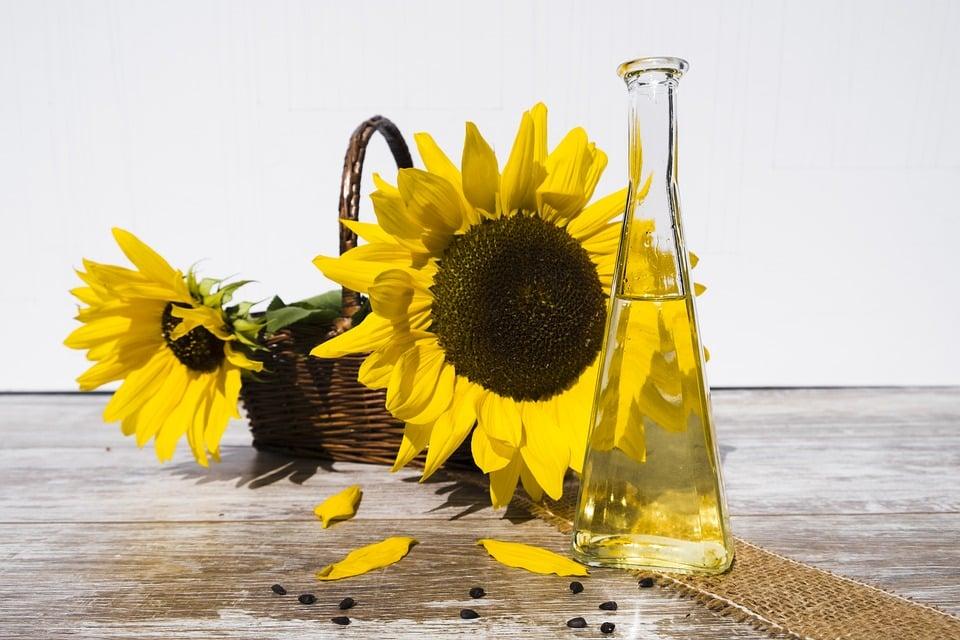 huile de tournesol soin visage astuces zéro déchet