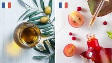 huiles végétales françaises bio et zéro déchet