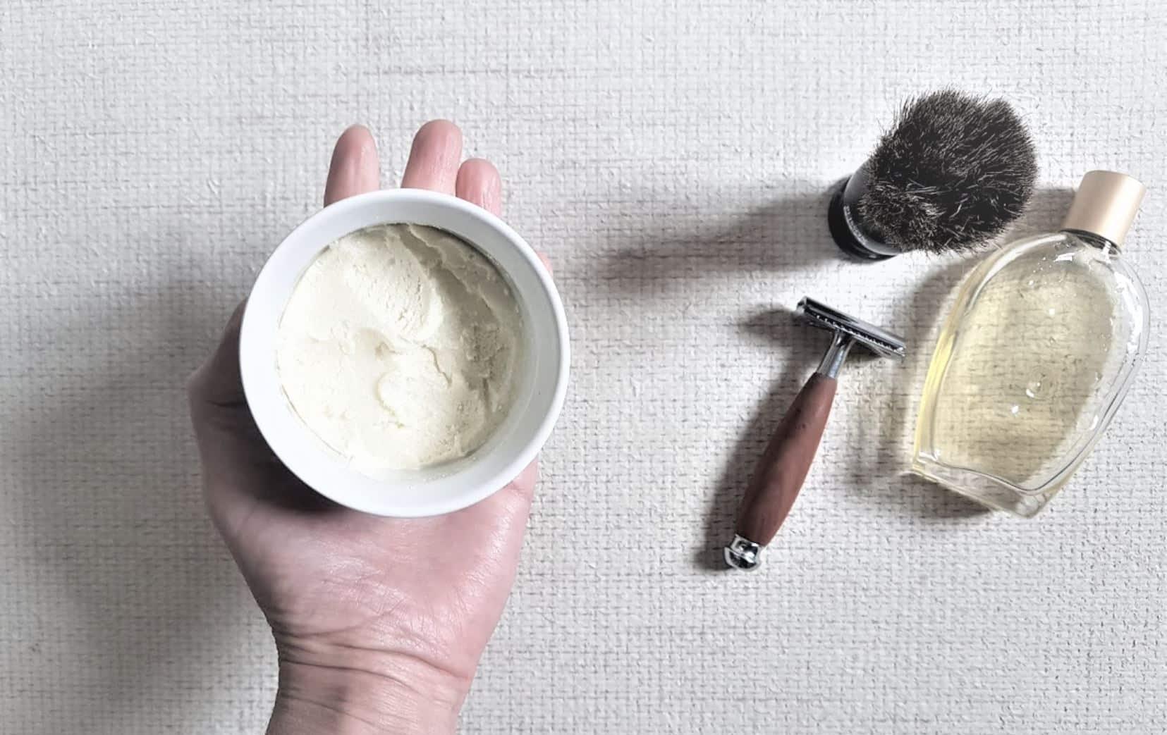 Recette De Mousse à Raser Une Crème Onctueuse à Réaliser Facilement