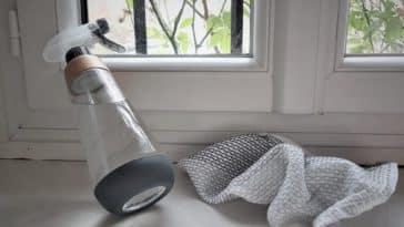 nettoyant vitres naturel
