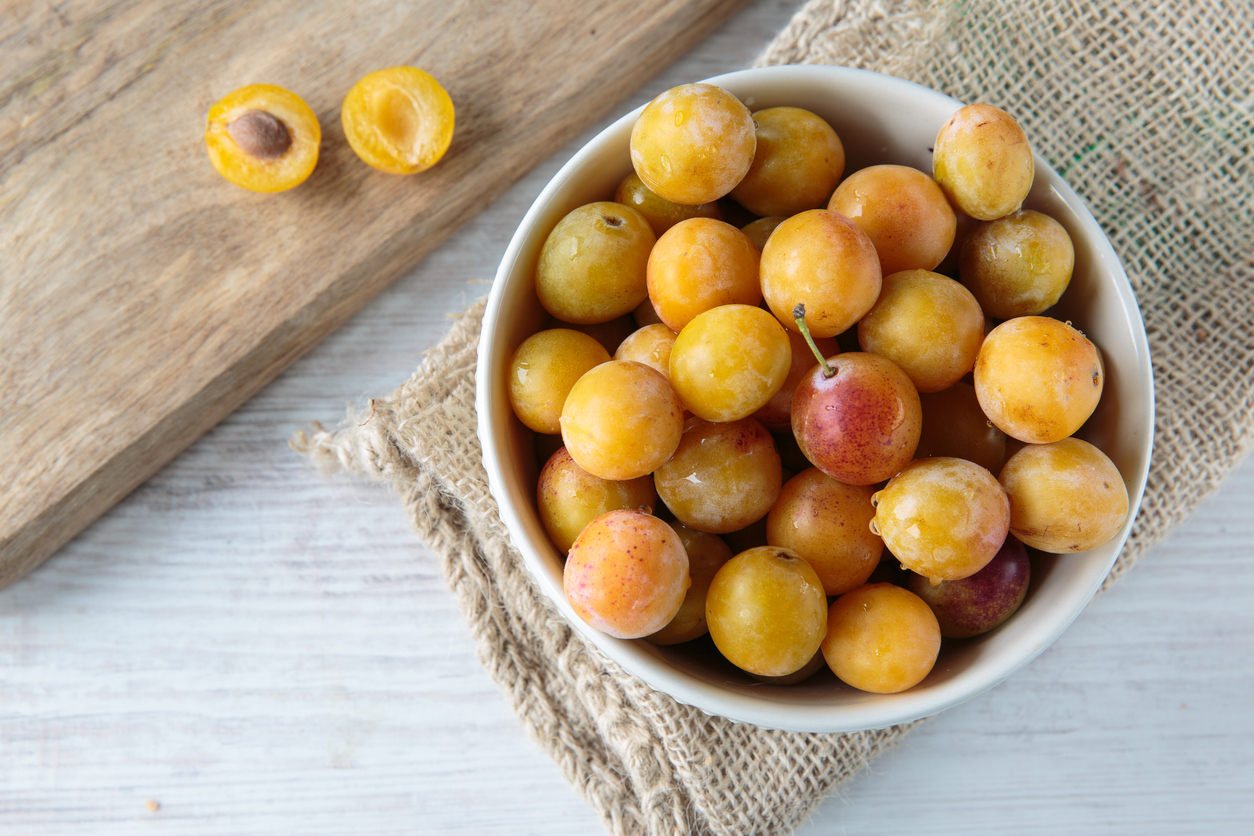 huile de prune mirabelles fruits éviter compost moucherons
