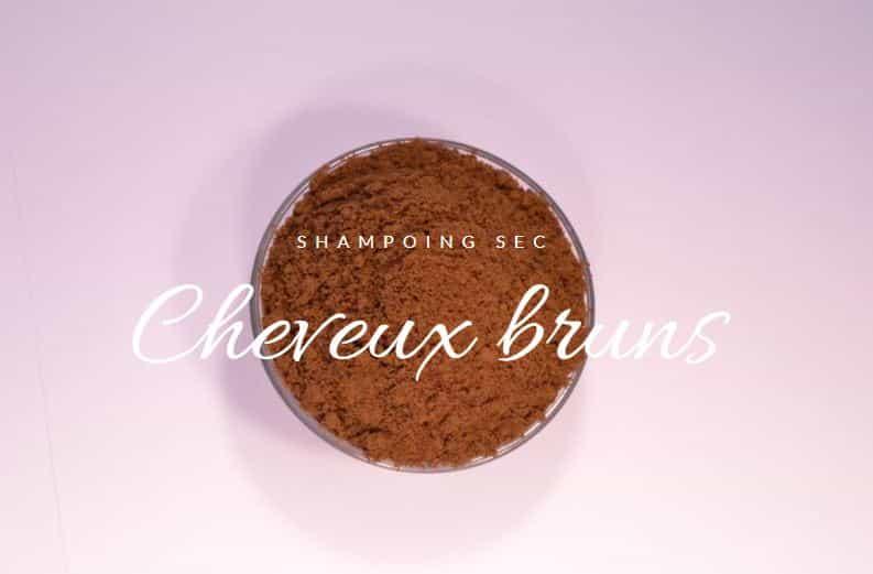 shampoing sec brunes zero dechet poudre cacao pxhere