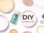 poudres d'argile cosmétique zéro déchet shampoing sec naturel