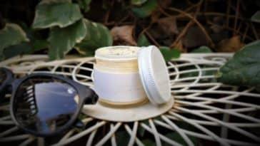 recette de crème solaire naturelle