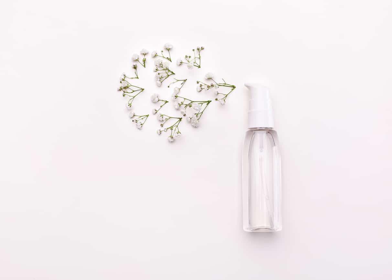 flacon vaporisateur en verre déo naturel liquide recette zéro déchet