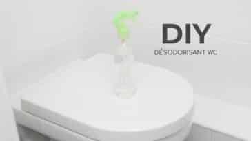 spray toilettes désodorisant WC naturel