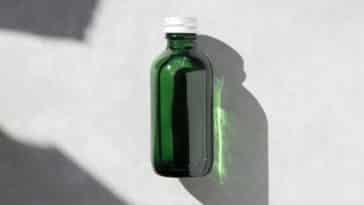 bain de bouche maison naturel recette zéro déchet flacon
