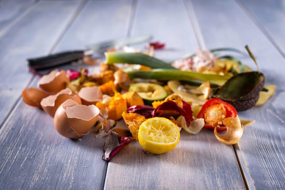 compostage fruits et légumes épluchures compost