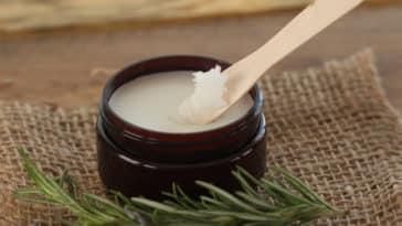 déodorant en pot recette naturelle déo maison