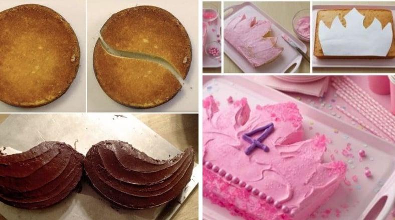 gâteaux sans moule recette anniversaire