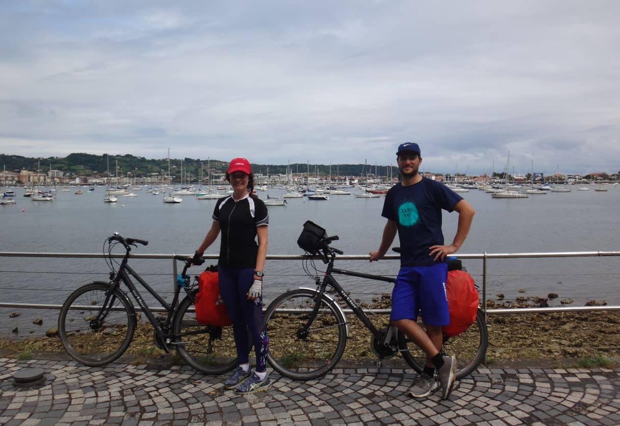 voyager à vélo zéro déchet