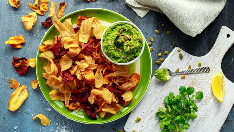 chipes épluchures de légumes