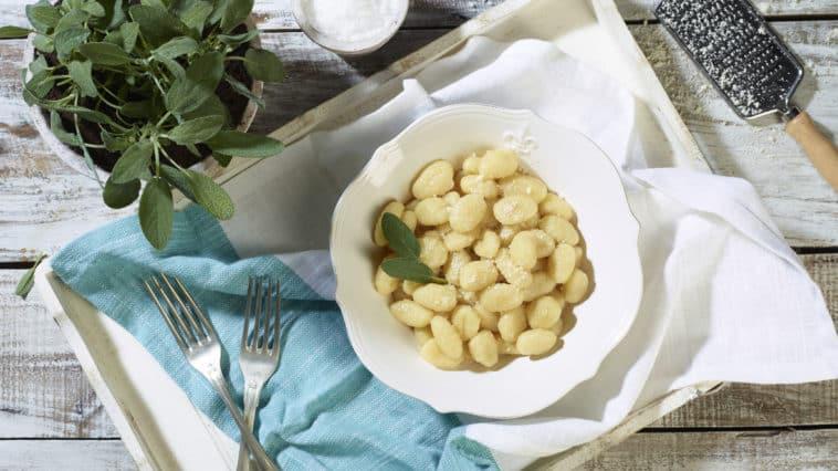 gnocchis de pain rassis