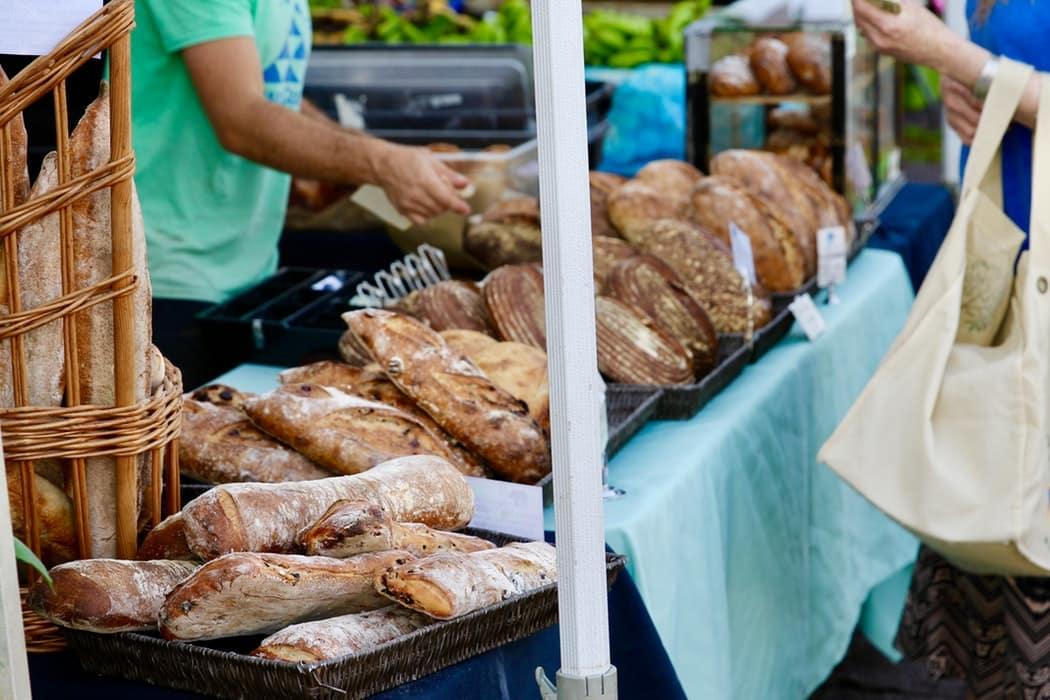 pain boulangeries marche vrac pains voyager zéro déchet