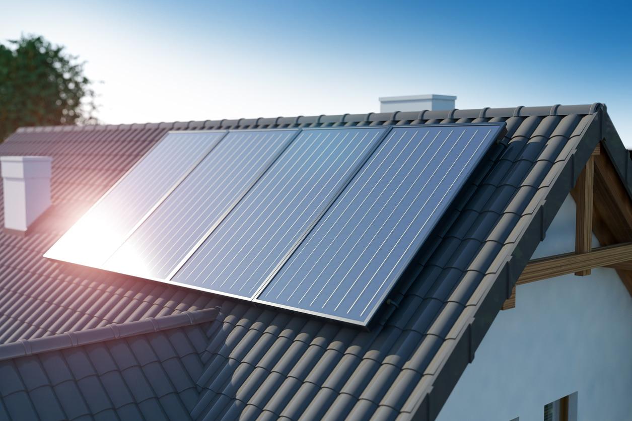panneaux solaires panneau solaire énergie verte