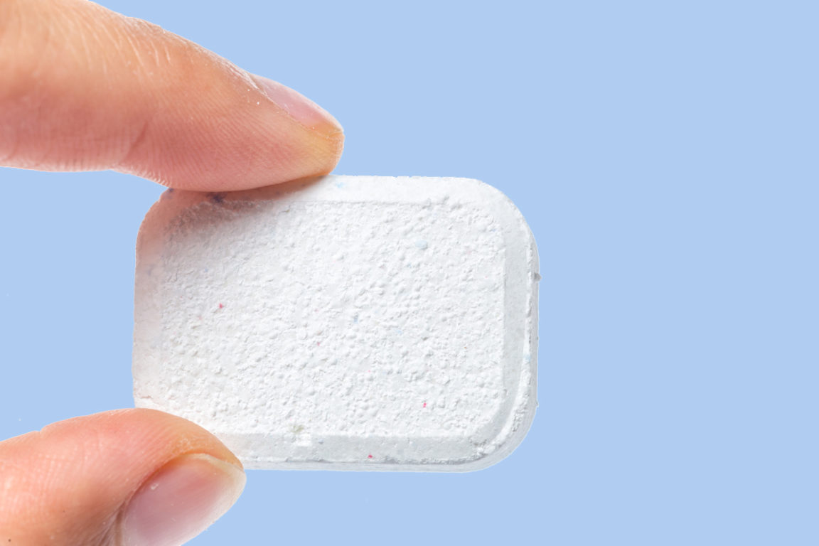 tablette WC pastilles recette naturelle