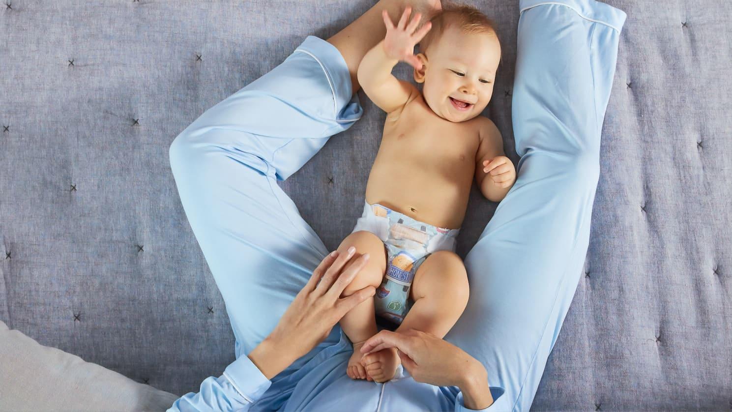 bébé couche jetable lavable écologique maman