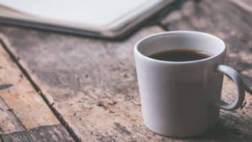 café tasse mug impact empreinte carbone