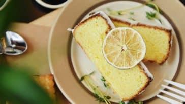 cake au citron gâteau