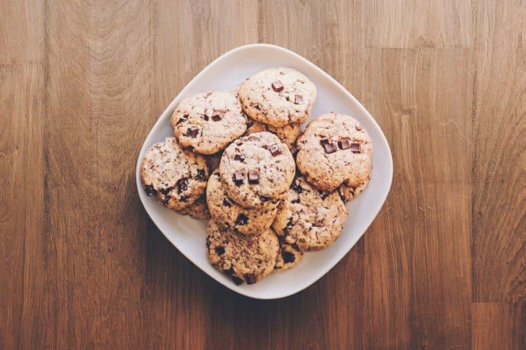 recette de biscuits zéro déchet cookies enfants goûter