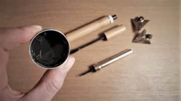 eyeliner naturel recette diy