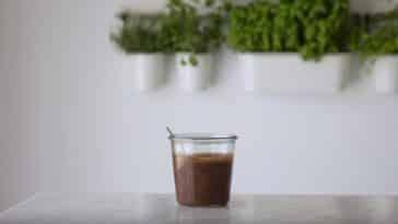 pâte à tartiner maison nutella naturel recette noisettes
