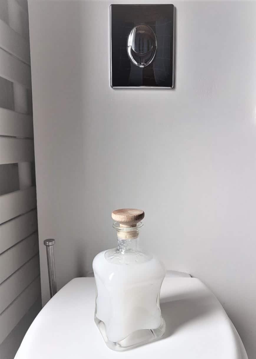 gel wc naturel toilettes