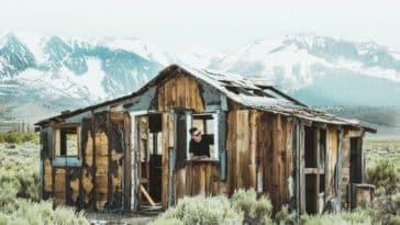 maison en bois chalet retaper vivre autonomie montagne