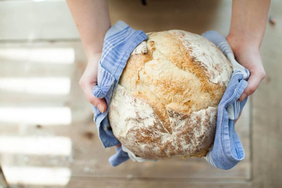pain maison recette pâte facile sans machine boulanger