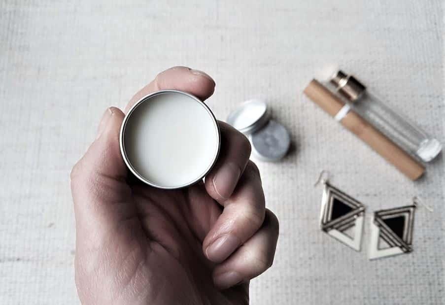 parfum solide naturel diy recette zéro déchet