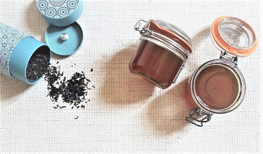 gelée de thé maison facile recette rapide
